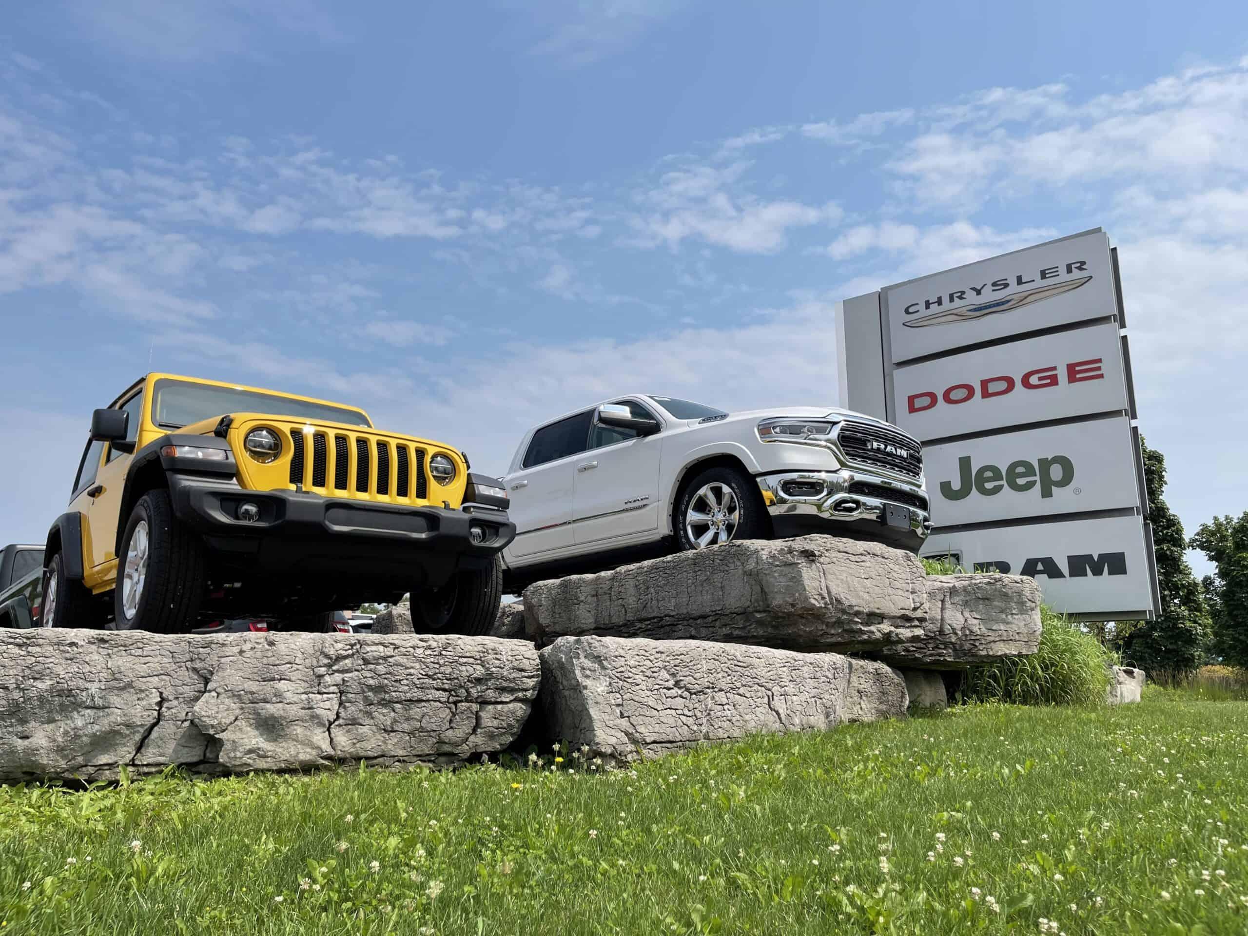 Pickering Chrysler Dodge Jeep Ram