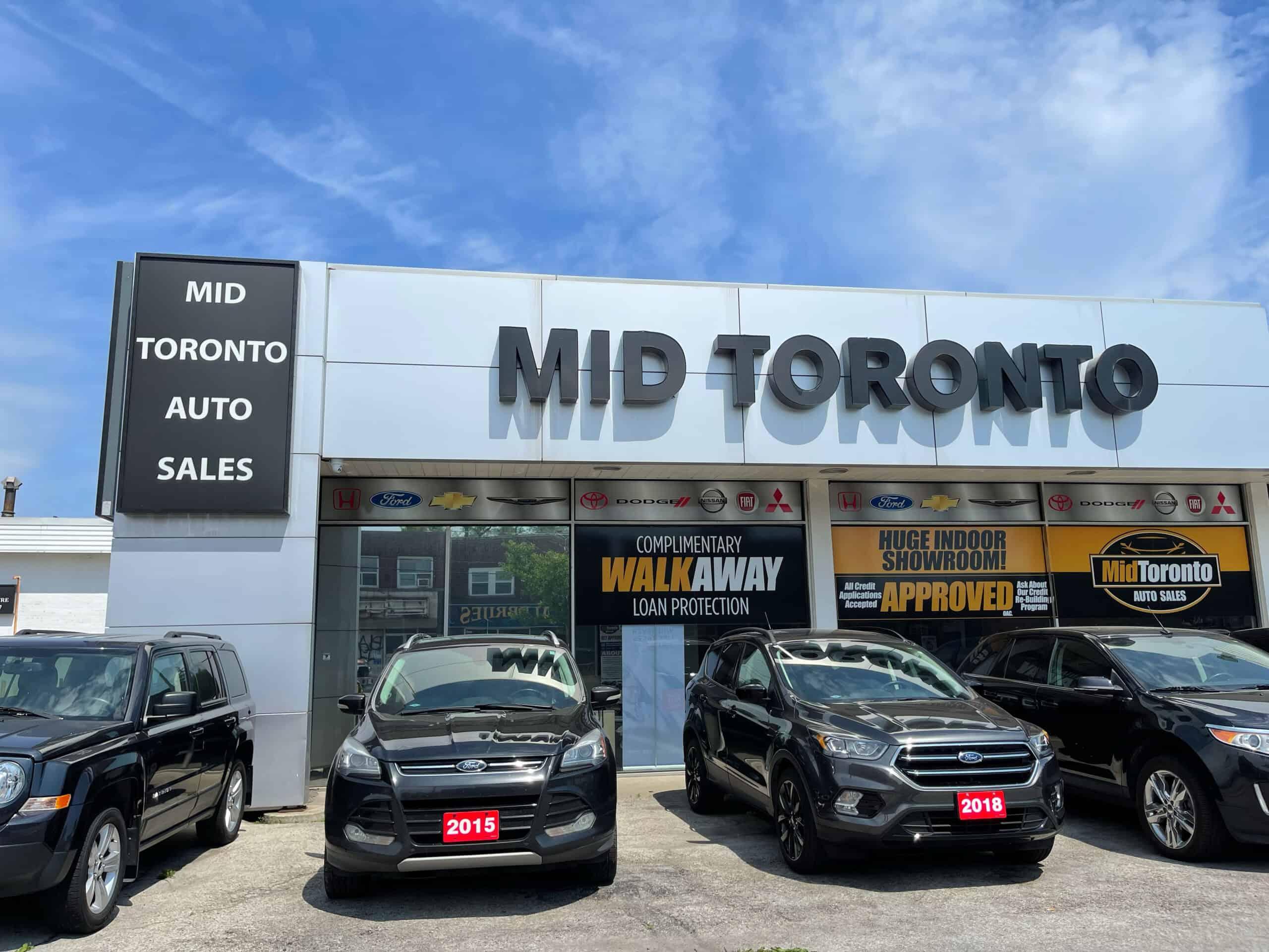 Mid-Toronto Auto Sales